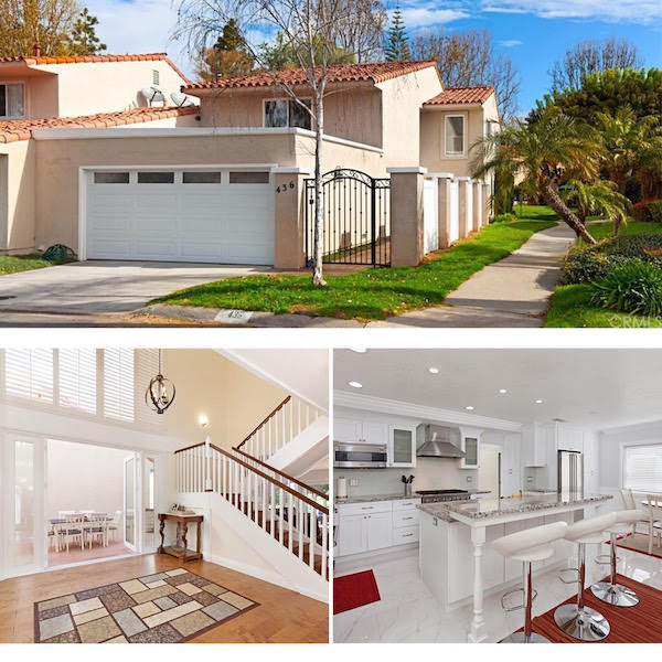 CLOSED | Newport Beach | 436 Vista Roma | $1.445mm.