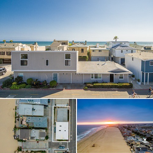 New listing – 6503 Seashore | West Newport Beach | $2.98mm
