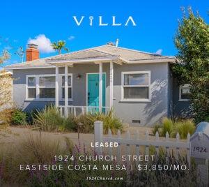 eastside costa mesa home