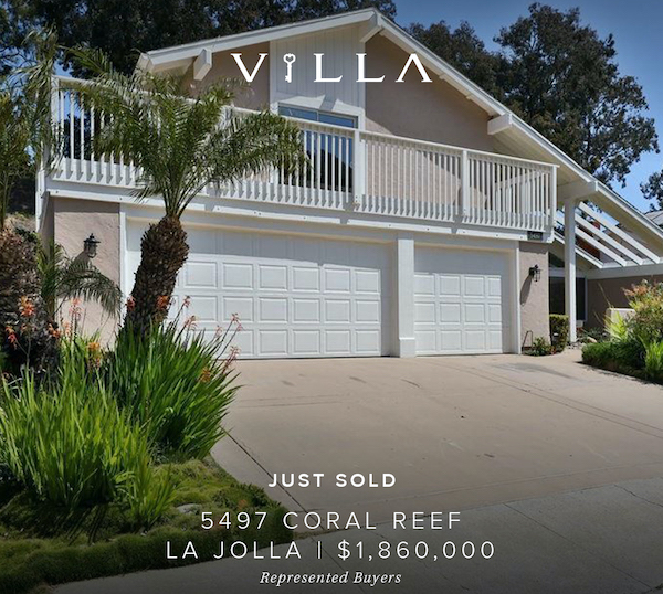 SOLD | Represented buyers | $1.86mm